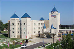 Sanford Childrens Hospital in Sioux Falls